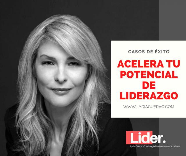 Acelera tu Potencial de Lyderazgo_Lydia Cuervo